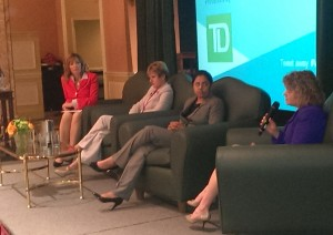 WIL Luncheon panel